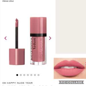 Hình ảnh Son lì Bourjois Rouge Edition Velvet #09 Happy Nude Year