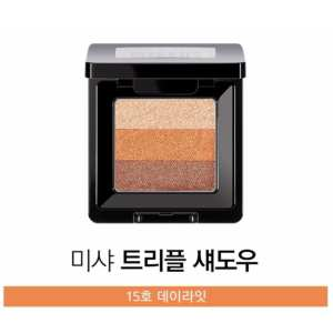 Phấn mắt Missha Triple Shadow #No 15 Day Light 1