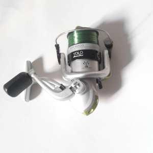 Máy câu cá Yolo KFC 5000 quấn cước sẵn ( đồ câu cá Giang nam ). 176.000 ₫. Hình thu nhỏ sản phẩm foldable metal handle fishing reel crank crank arm spinning ...