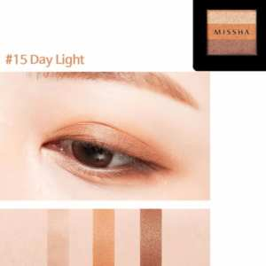 Phấn mắt Missha Triple Shadow #No 15 Day Light 2