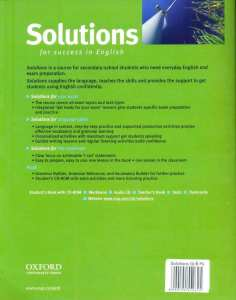 Solutions Grade 6 - Student's Book/Workbook (With CD - Rom And Class CD)