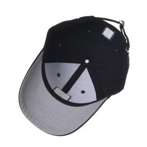 Hình thu nhỏ sản phẩm WITHMOONS Baseball Cap Union Jack Patch Simple Plain Ball Cap For Men Women Hat AC1991