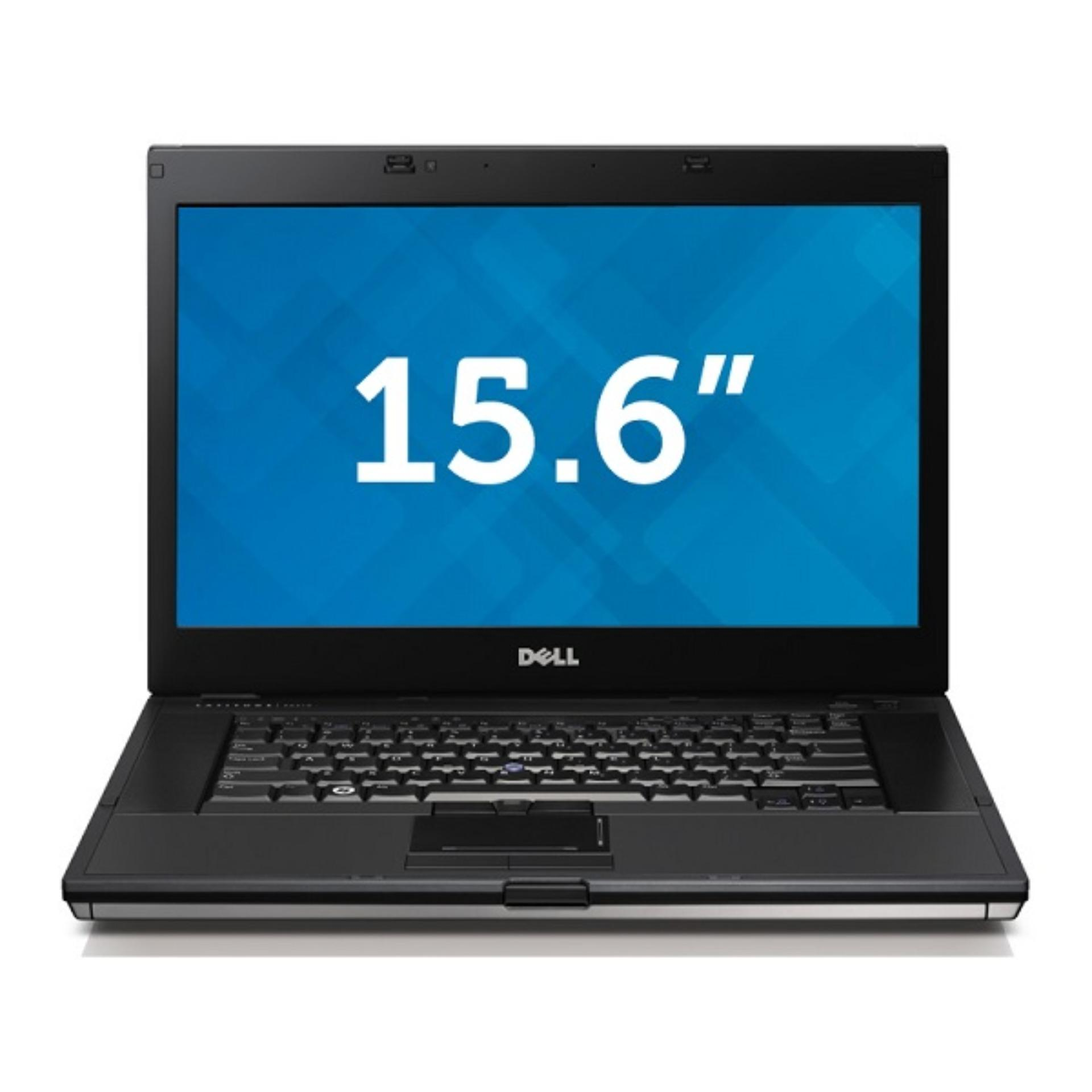 Laptop E6510 core i5 RAM 4GB HDD 250GB màn hình 15.6 inch HD thuộc dòng doanh nhân hiệu năng cao