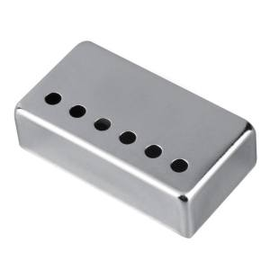 Beau Silver Metal Pickup Cover Universal Guitar Accessory For Electric Guitar Silver - intl 2