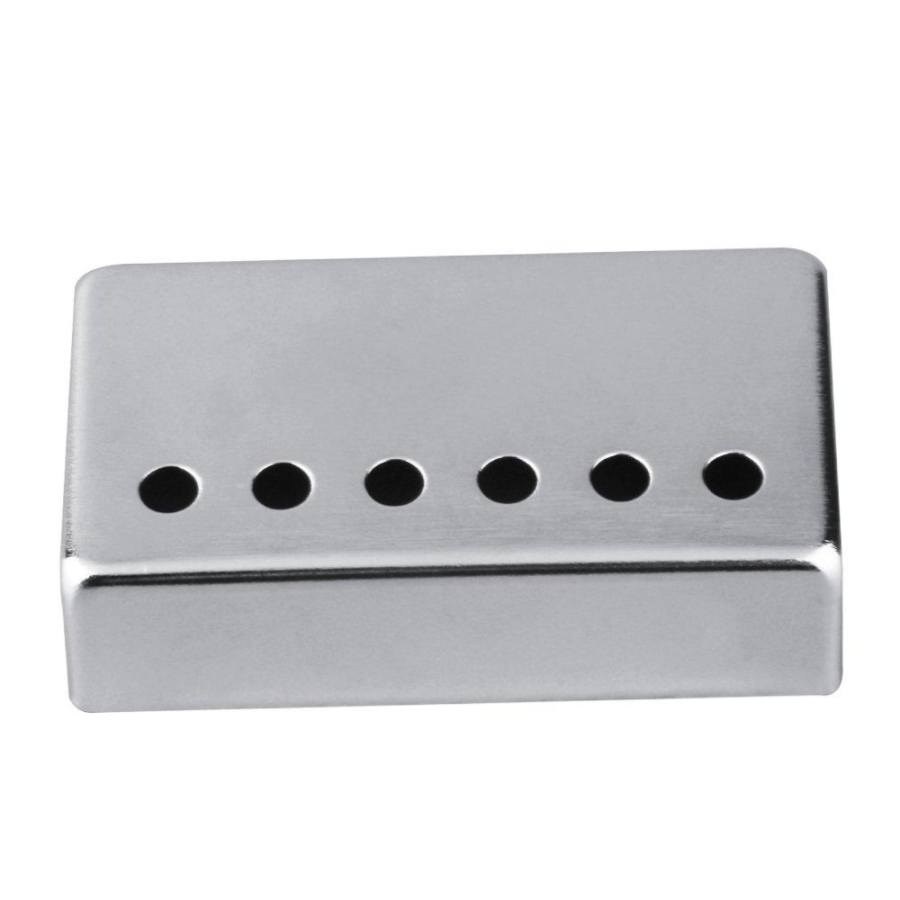 Beau Silver Metal Pickup Cover Universal Guitar Accessory For Electric Guitar Silver - intl