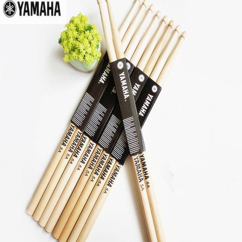 Professional Drumsticks 5A 7A Drum Stick Set Maple 5A Stick For Drum Musical Instruments Accessories One Pair (7A) - intl