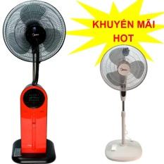 Bảng giá Quạt điện phun sương Midea FS40-13QR có điều khiển  + Tặng quạt đứng có điều khiển Midea FS40-17FRB trị giá 999,000vnd