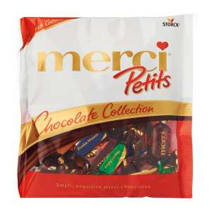 Hình ảnh Kẹo Merci Petits Chocolate Collection 125g