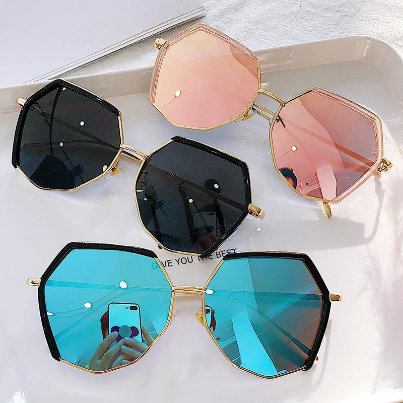 Kính mát nữ K03 thời trang phiên bản hàn quốc, kính râm chống tia cực tím UV mẫu mới sành điệu 2020