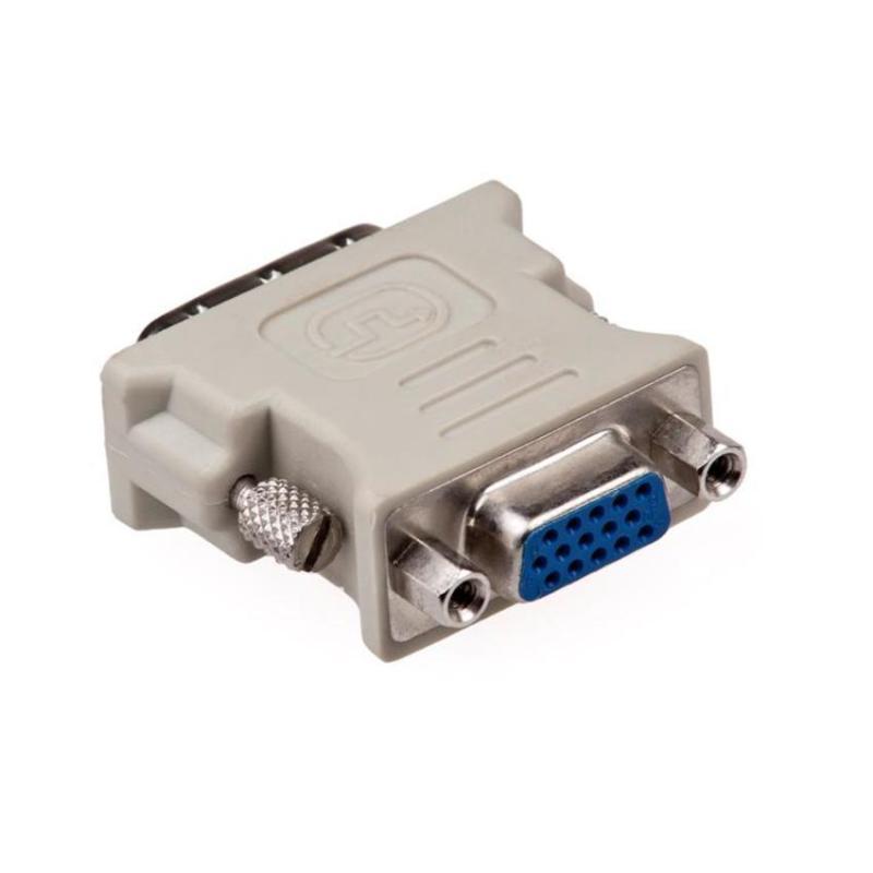 Bảng giá Đầu chuyển tín hiệu từ DVI sang VGA (Xám) 24+5 Phong Vũ