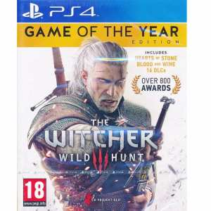 Hình thu nhỏ Đĩa Game PS4 - The Witcher 3 Wild Hunt – Game of the Year Edition