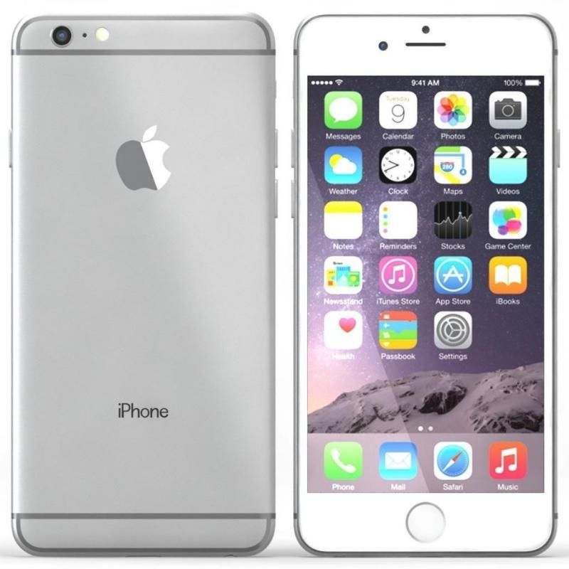 ĐIỆN THOẠI IPHONE 6 PLUS 16GB QUỐC TẾ - HÀNG NHẬP KHẨU 99%