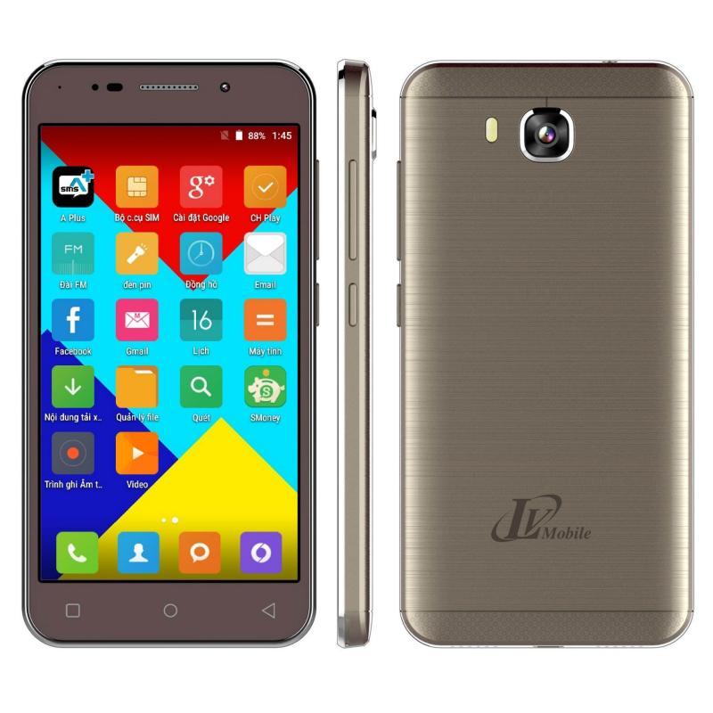 Điện thoại SMARTPHONE LV37 CỰC ĐẸP, Tinh Tế, CHÍNH HÃNG (Tặng Ốp Lưng +Khăn Lau Máy + Jack Chống Bụi Tai Nghe)