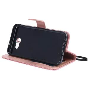 for Samsung Galaxy J3 2017 / Samsung Galaxy J3 Prime / SM-J320 (U.S. Edition) Cases Covers - Classic Fashion Style Wallet Flip Stand PU Leather Mobile Phone ...