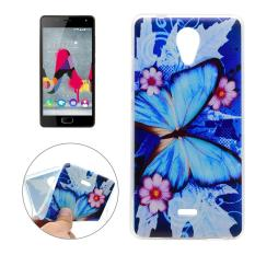 For Wiko UFeel Fab Litchi Texture Horizontal Flip PU Leather Case with Holder & Card Slots