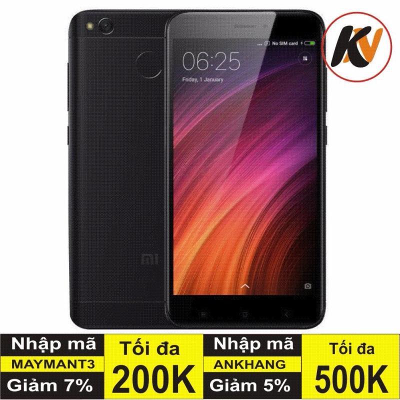 Xiaomi Redmi 4X 16GB (Đen) - Hàng nhập khẩu