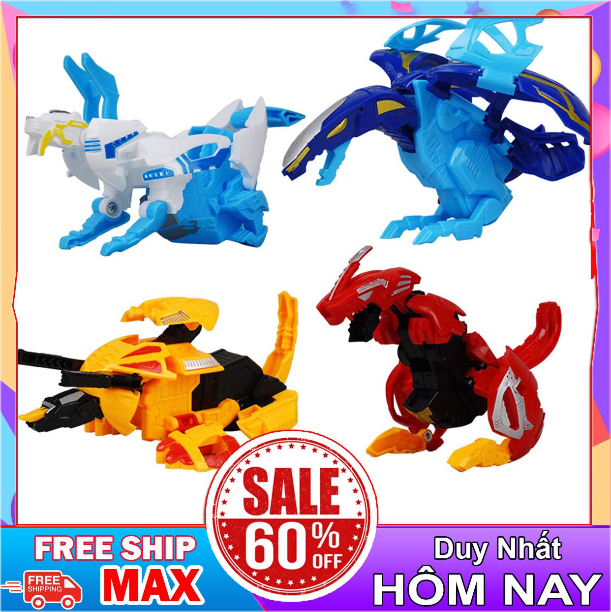 (FREE SHIP – MUA 1 TẶNG 1) Khủng Long Khủng Long Khủng Long Cho Trẻ Em – Đồ Chơi Biến Hình Trứng – Đồ chơi khủng long – Trứng khủng long biến hình cao cấp – Bộ đồ chơi lắp ghép biến hình cho bé