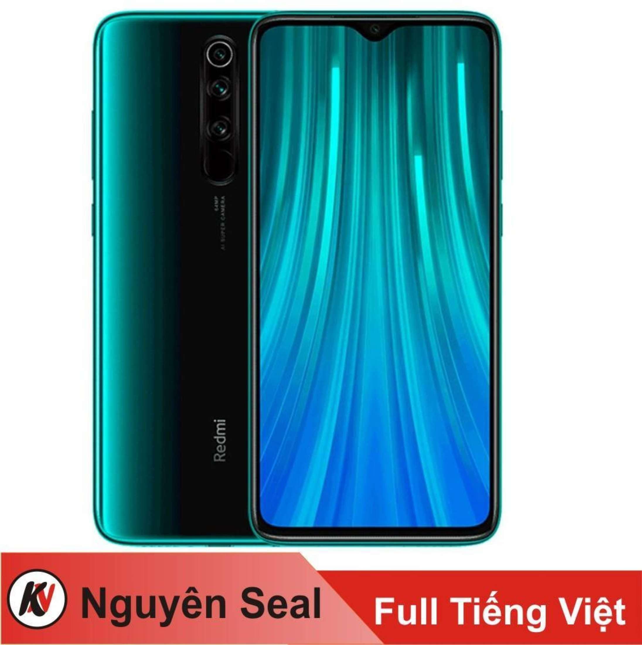 Điện thoại xiaomi note 8 Pro 128gb 8gb ram ips lcd giá tốt