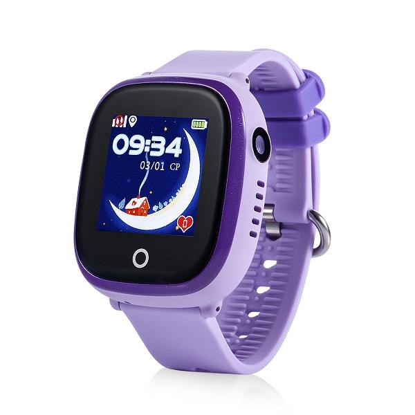 Đồng hồ thông minh trẻ em Wonlex GW400X, định vị GPS, hỗ trợ camera, kháng nước IP67