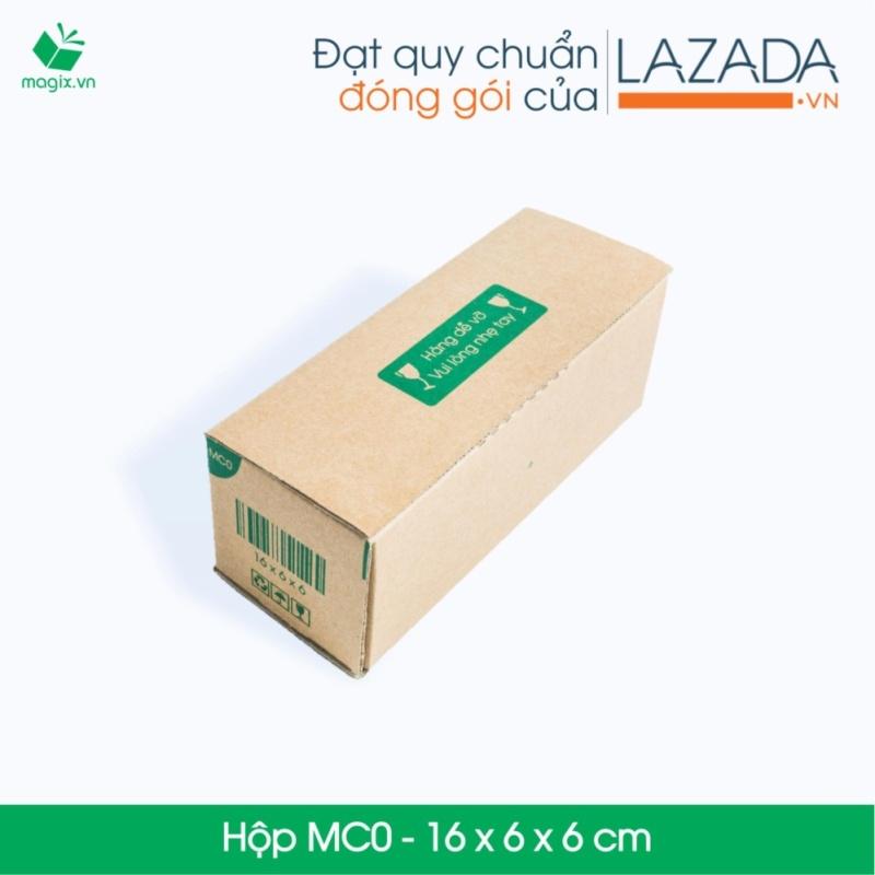 Mua 10 Thùng (Hộp) carton - Mã HN_MC0 - Kích thước 16*6*6 (cm)