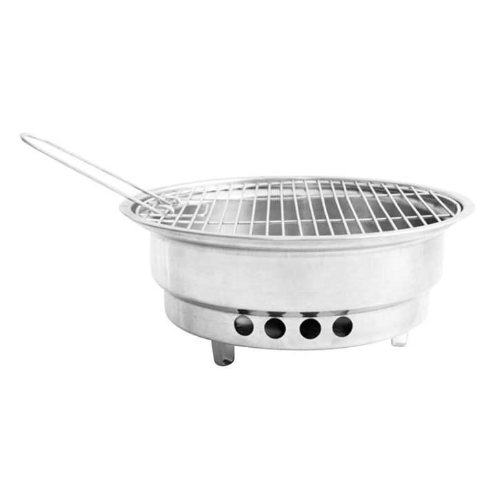 Prota Bếp nướng than PT-982 (Inox)