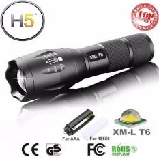 đèn pin mini police 3w, Đèn pin siêu sáng X800 XTML-06 Probền đẹp, SÁNG MẠNH, CHIẾU XA, BẢO HÀNH UY TÍN TẶNG KÈM 1 PIN 7000Ma+1 sạc+1 đốc để pin AAA+1 hộp đựng cao cấp