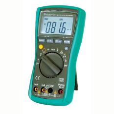 Đồng hồ đo Proskit MT-1217 (Xanh)