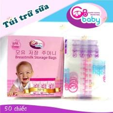 50 túi trữ sữa GB Baby