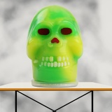 Barrel Slime Goo Silly Gag Kids Skull Toys Prank Party Favors Joke B - intl