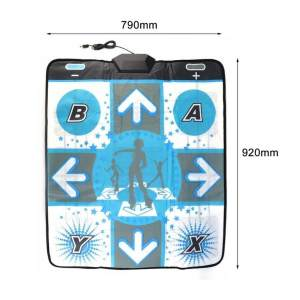 Hình thu nhỏ sản phẩm OH Anti Slip Dance Revolution Pad Mat for Nintendo WII Hottest Party Game