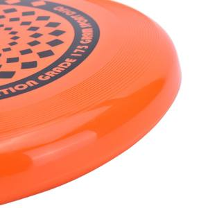Hình ảnh Professional Ultimate Frisbee Flying Disc Flying Saucer Outdoor Leisure Play Orange - intl