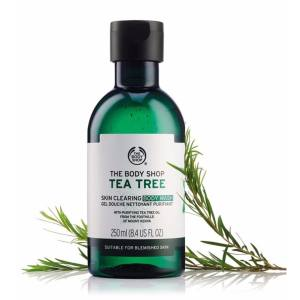 Hình ảnh Sữa tắm dạng gel THE BODY SHOP Tea Tree Body Wash 250ml