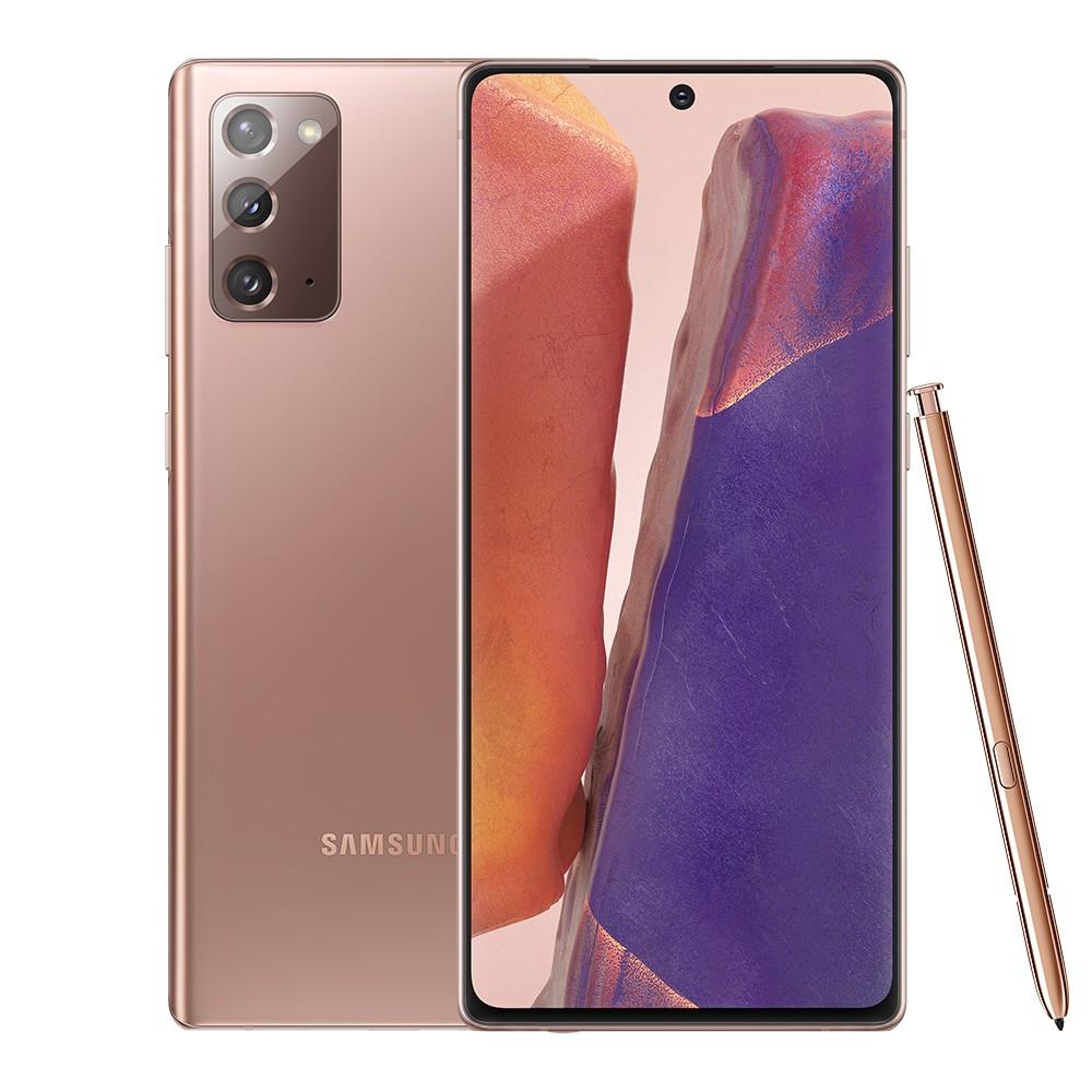 Điện thoại Samsung Galaxy Note 20 (8GB/256GB) Camera 64MP Màn hình 6.7-inchs...