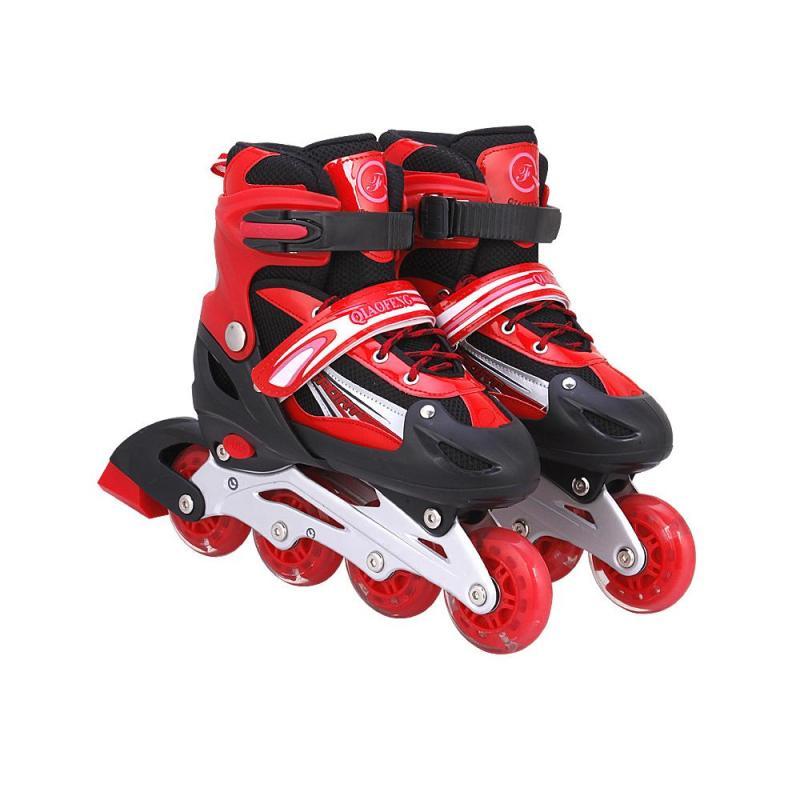 Phân phối Giày Trượt Patin Phát Sáng Bánh Cao Cấp (Size M) - TiGi Mall