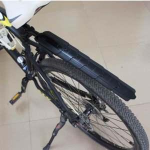 Retractable Bike PA Plastic Fenders Bicycle Mudguard Durable Deform resistant - intl