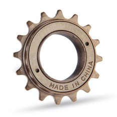 WiseBuy BMX Bike Bicycle 16T Tooth Singlespeed Freewheel Sprocket Brown - intl