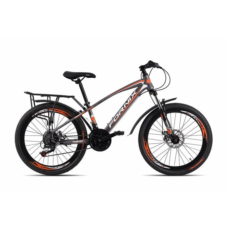 Mua Xe đạp địa hình thể thao MS50 ( xám cam)