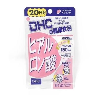 Viên uống đẹp da Hyaluronic Acid DHC