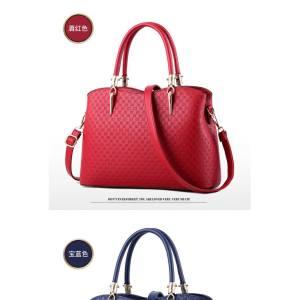 New Women's Handbags Women's Stereotypes Totes Sweet Ladies Pu Leather Messenger Bag Girls Shoulder Bag - intl