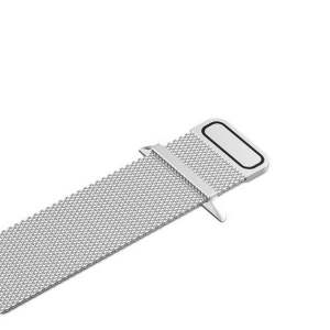 Bluesky Apple Watch Band, with Unique Magnet Lock, 42mm Loop Stainless Steel Bracelet Strap Band for Apple Watch 42mm All Models No Buckle Needed, ...