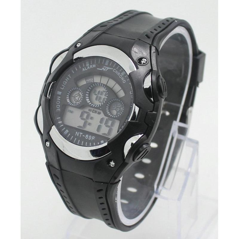Đồng hồ điện tử trẻ em IDW 7941 (Đen) bán chạy