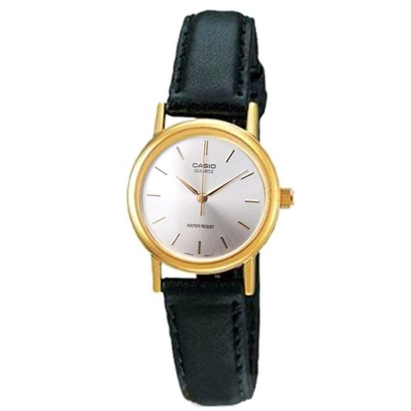 Nơi bán Đồng hồ nữ dây da Casio LTP-1095Q-7A (Đen trắng)