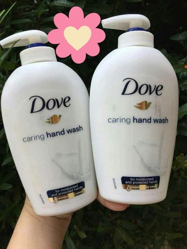 Nước rửa tay Dove mềm mịn tự nhiên 250ml
