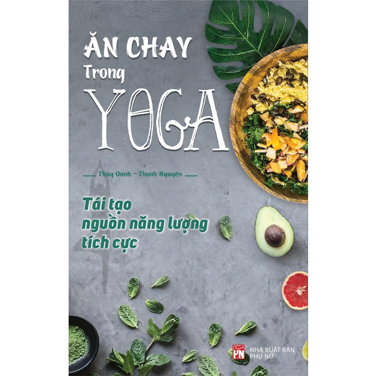 SÁCH - Ăn Chay Trong Yoga