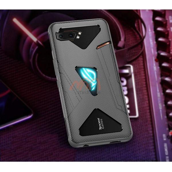 Ốp lưng cao su mềm Asus Rog Phone 2 hiệu Usams cam kết hàng đúng mô tả chất lượng đảm bảo