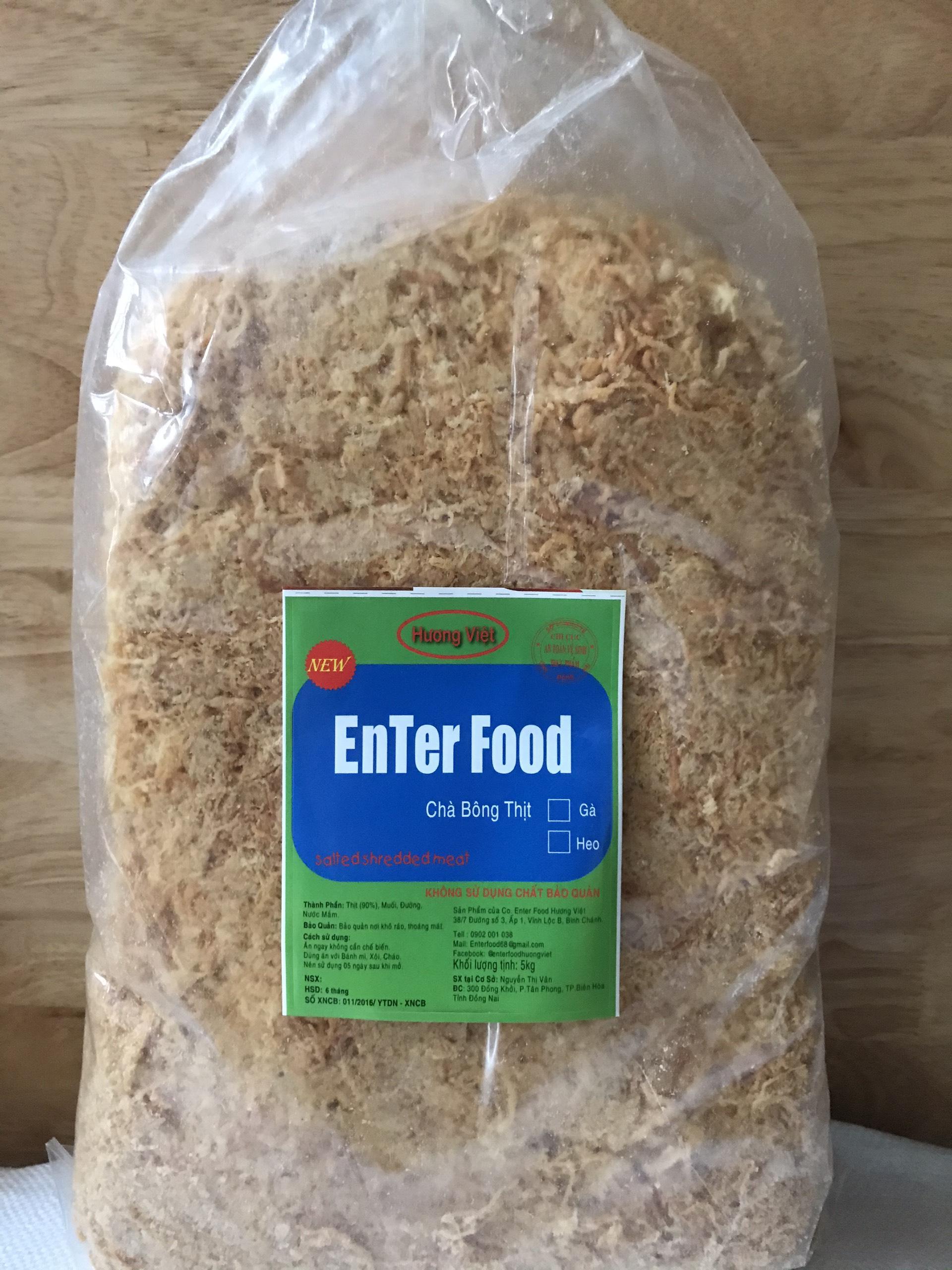 [GIÁ SỈ] Chà bông gà sợi - 80k/1kg