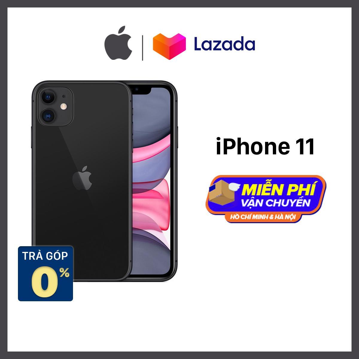 Điện thoại Apple iPhone 11 - Hàng Chính Hãng VN/A - Mới 100% (Chưa Kích Hoạt) - Trả Góp 0%...