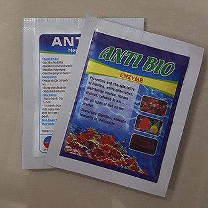 ANTI BIO: Men tiêu hóa dành cho Cá Cảnh