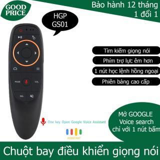 Chuột bay điều khiển giọng nói G10s - con quay hồi chuyển thumbnail