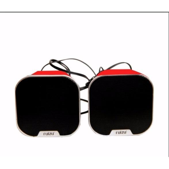 Loa Vi Tính Mini 2.0 Ruizu RS-110